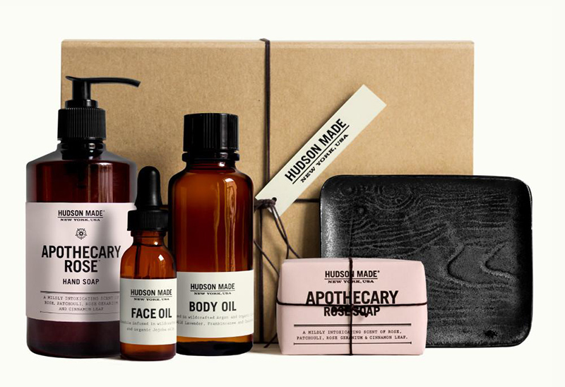 The Apothecary Deluxe by Hudson Made NY