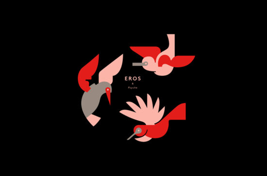 Eros & Psyche by Beetroot Design Group