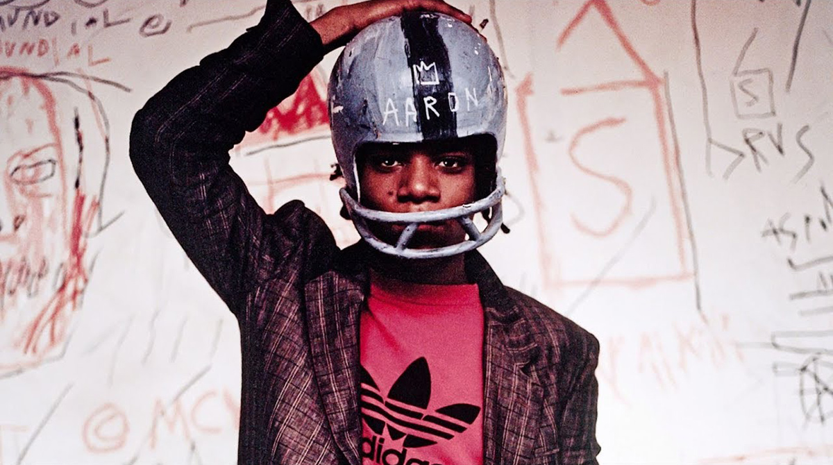 BASQUIAT BOOM FOR REAL Ausstellung