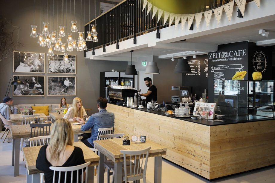 Das ZEIT Café