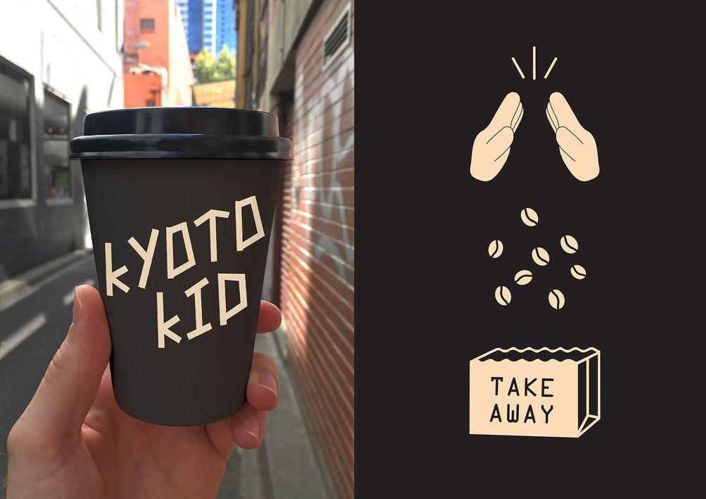 Kyoto Kid by Jon Smith