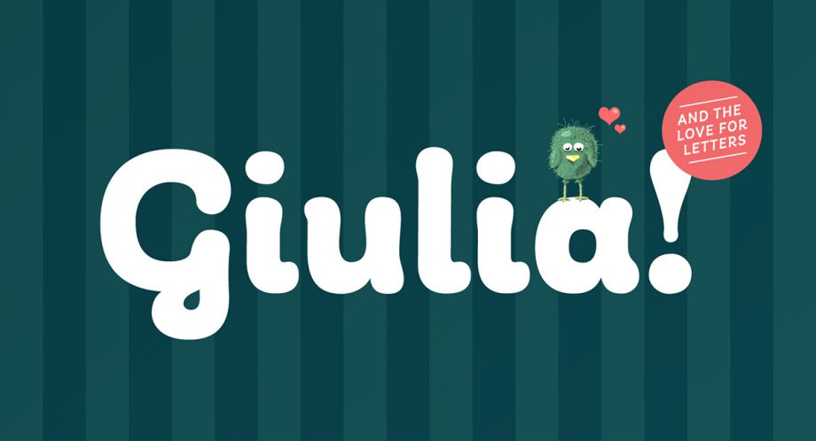 Giulia by HvD Fonts