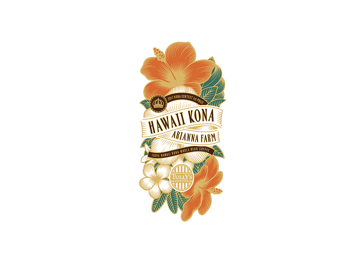 Hawaii Kona Arianna Farm