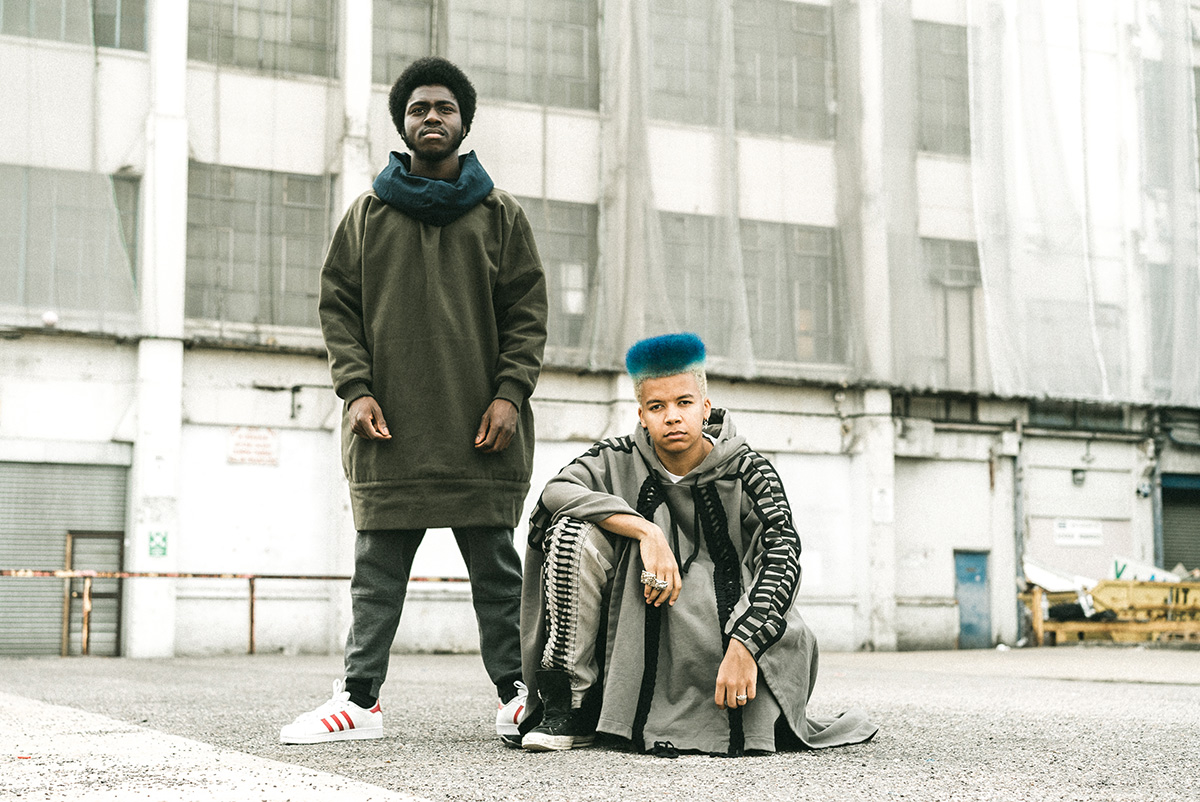 Blue Lab Beats | NK-OK and MR. DM