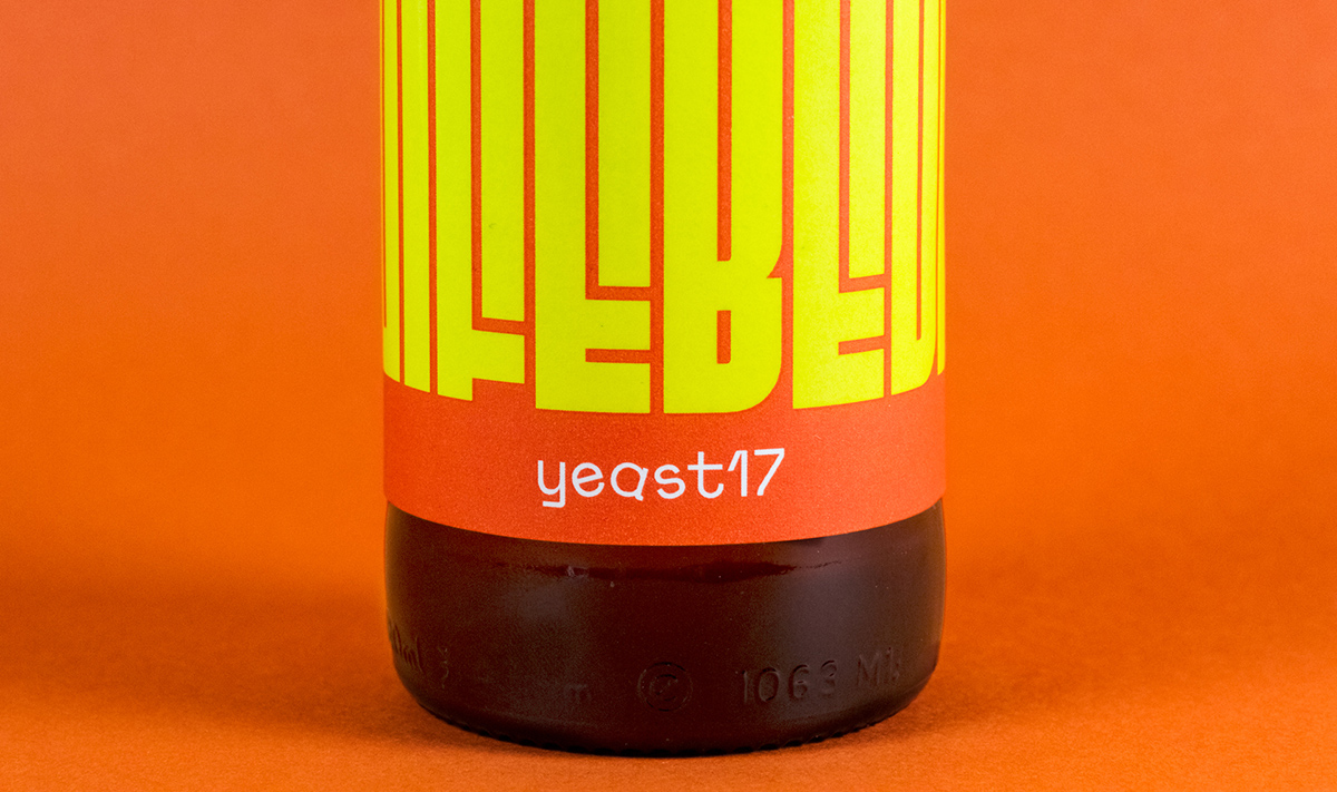 Yeast17 Bear Packaging