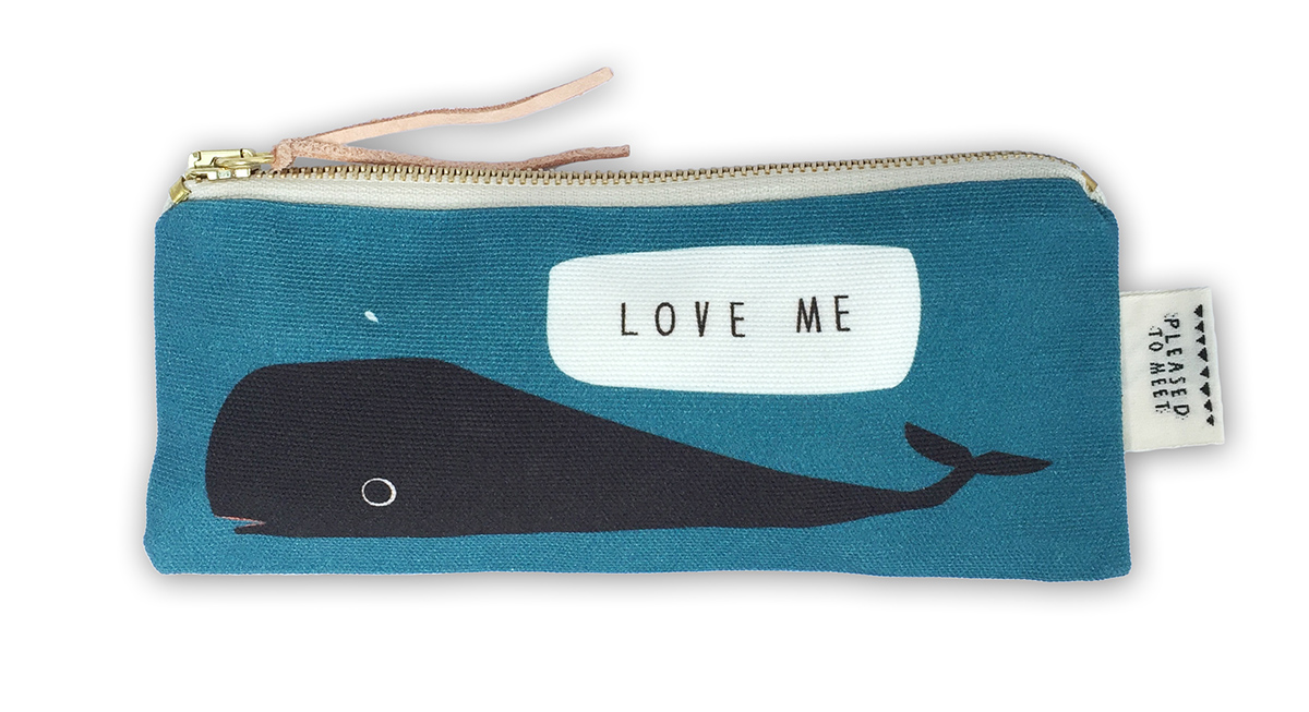 pleased to meet – pouch