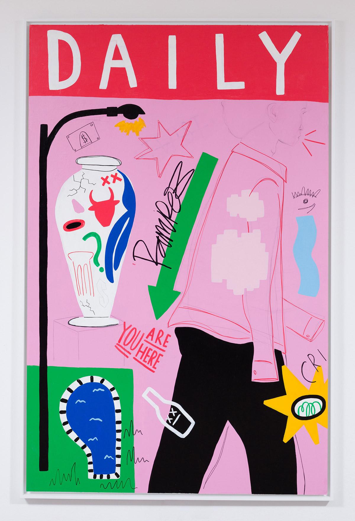 Gabriella Sanchez Painting