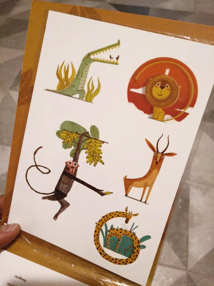 Jungle Tattoos by Julio Antonio Blasco