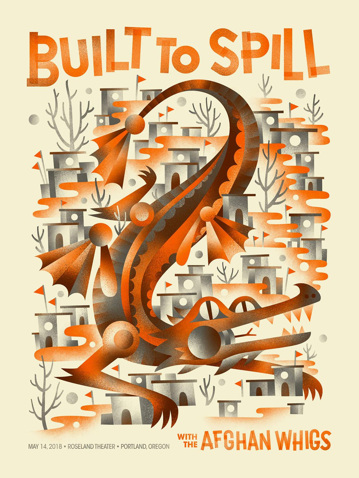 Aren Vandenburgh Poster
