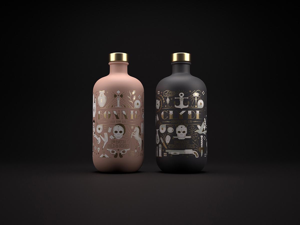 Bonnie & Clyde Gin | Second Batch