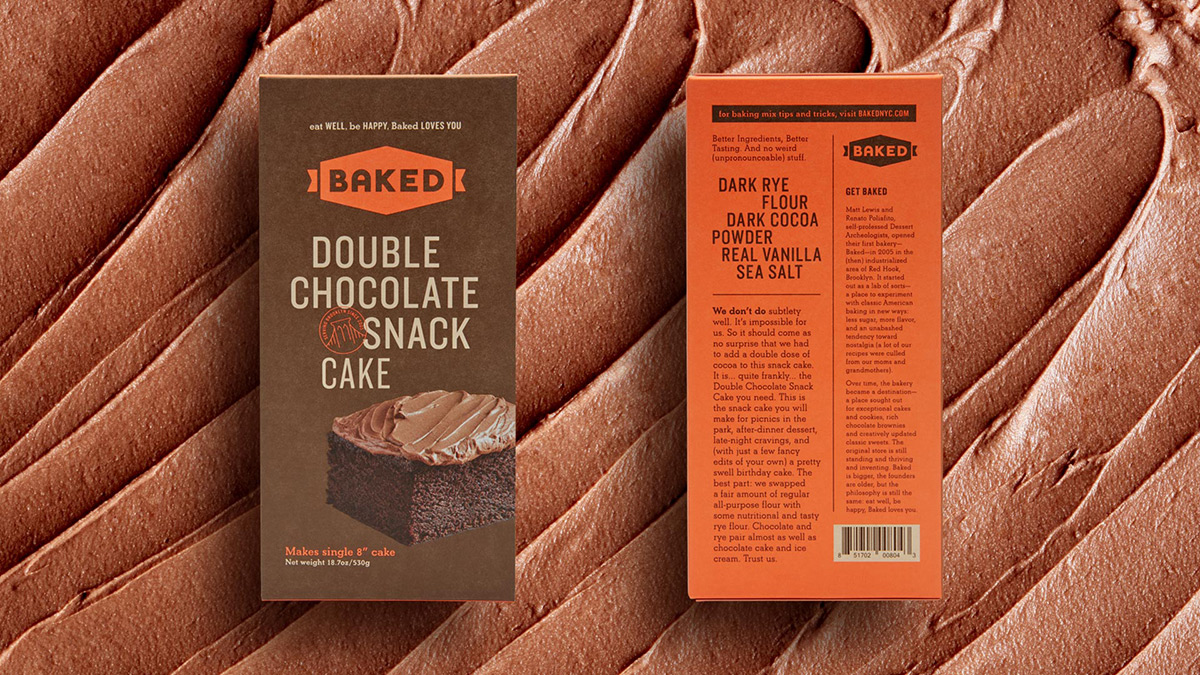 Baked – bakery and cafe, New York