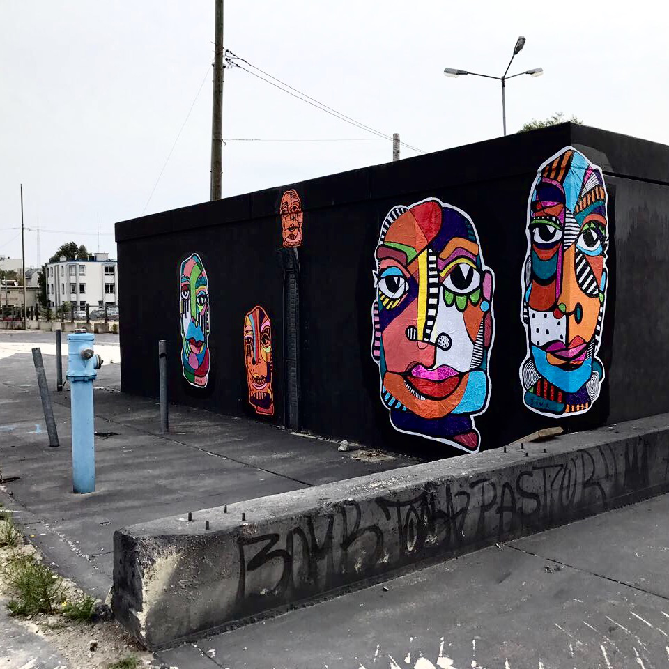 Bona Berlin – Faces