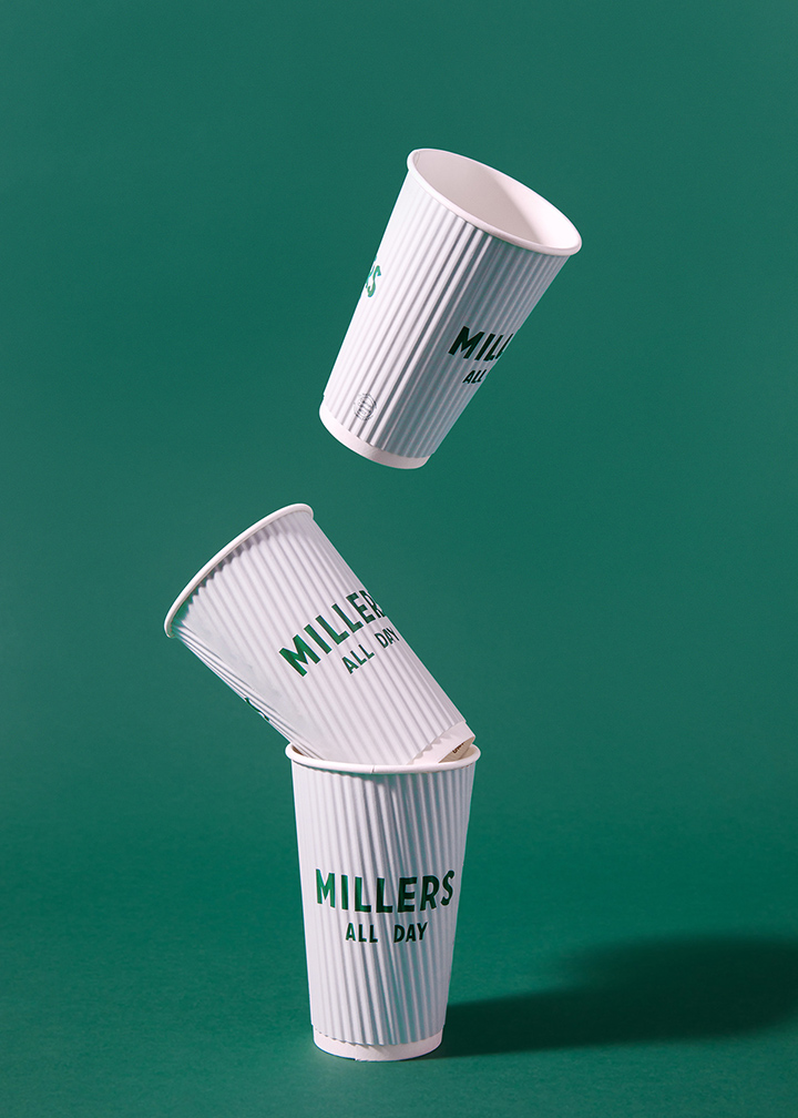 Millers by Outline