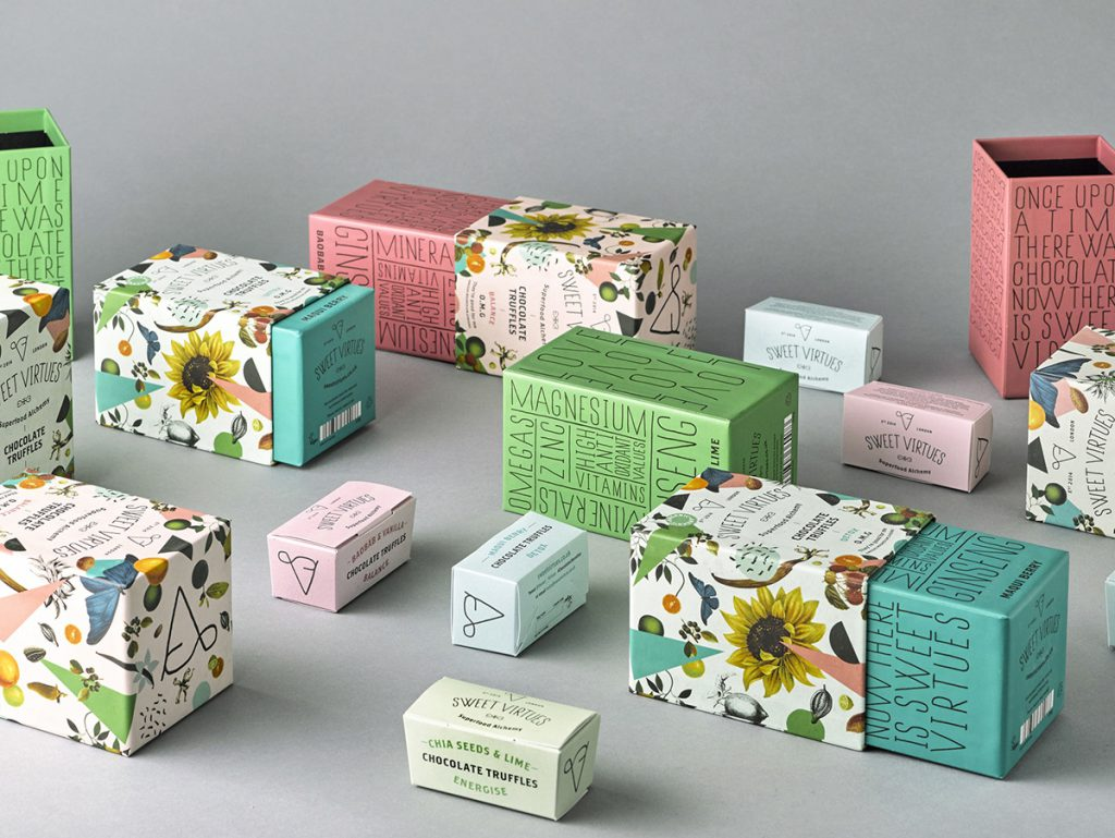 Sweet Virtues by I WANT DESIGN