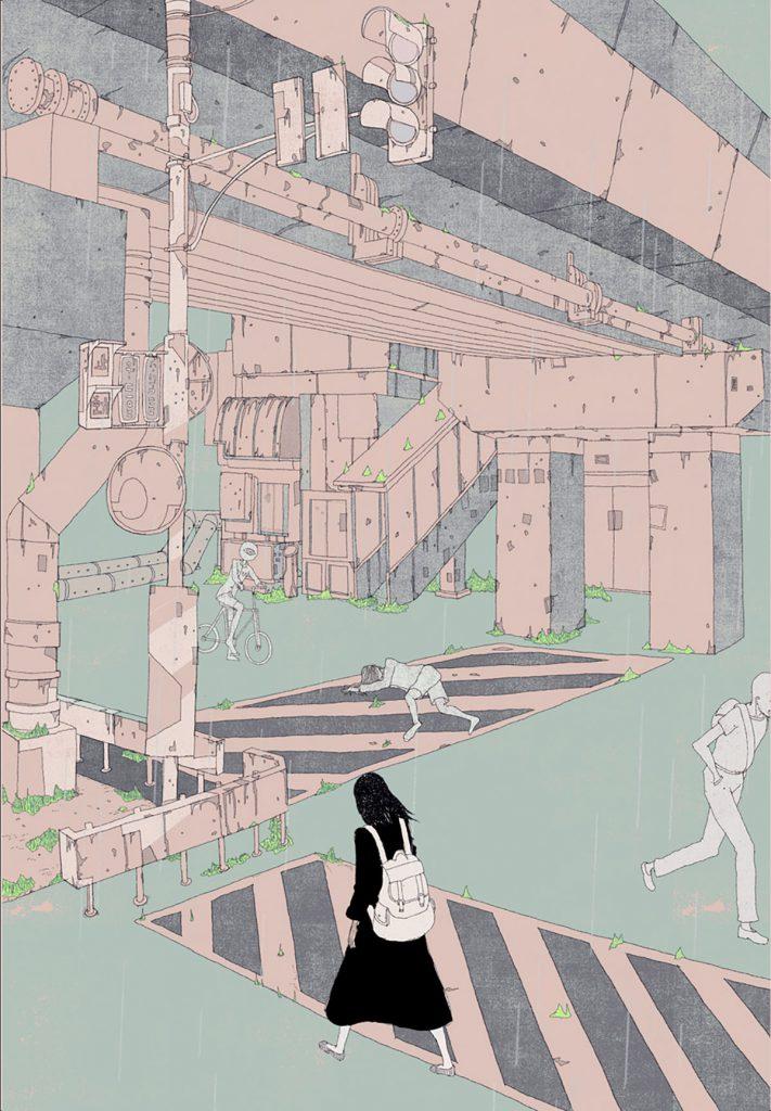 Kotaro Chiba | Illustrator