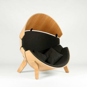 Hideaway Chair by Think & Shift