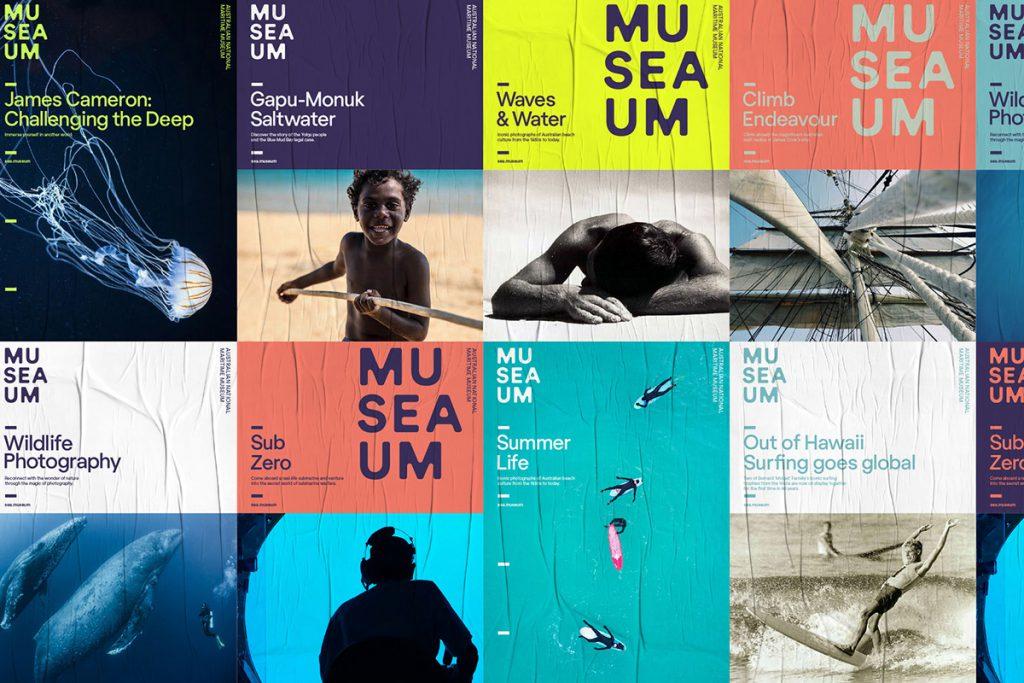 Australian National Maritime Museum | Branding