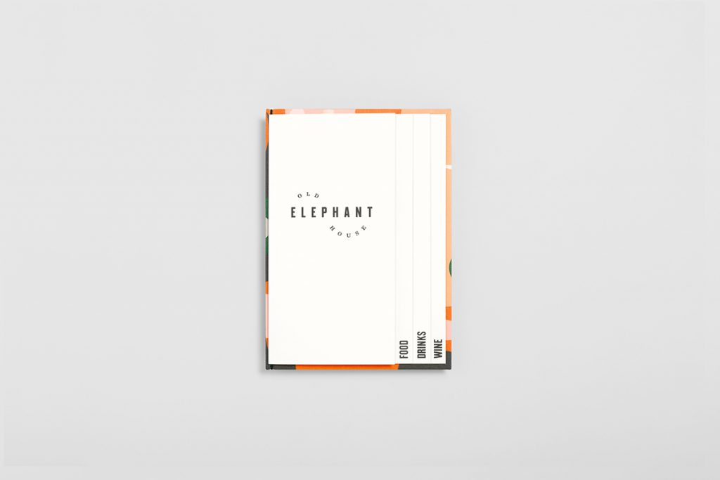 Old Elephant House | Branding