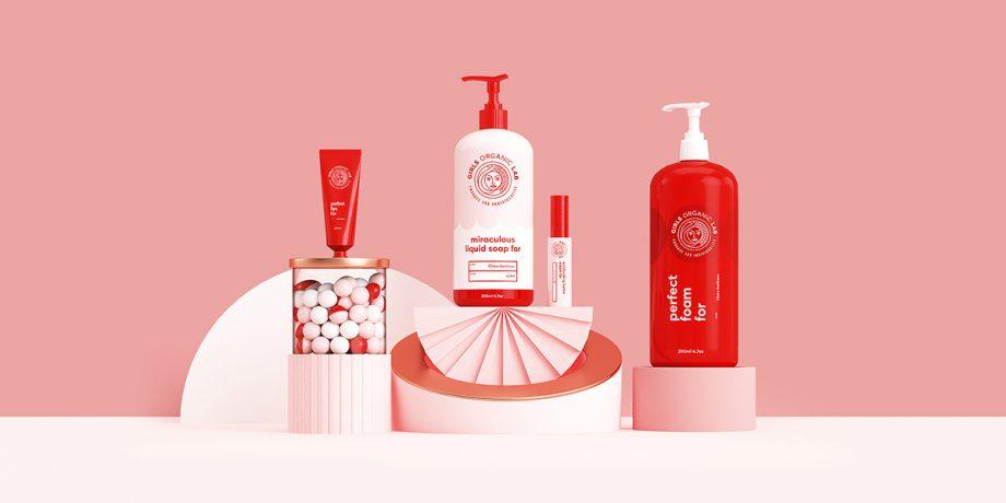 Girls Organic Lab  by Sweety & Co
