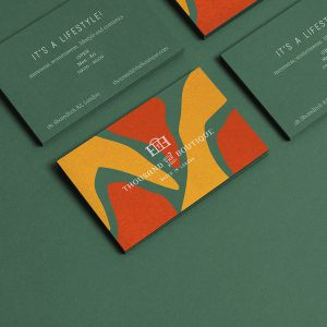 Thousand The Boutique | Branding