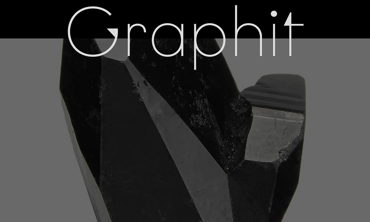 Graphit Typeface by Lit Design Studio