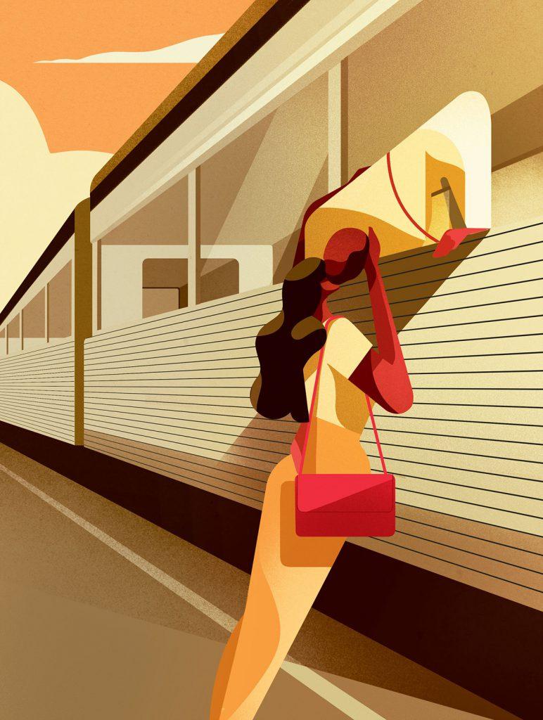 Charlie Davis | Illustration