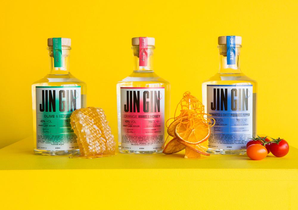 Jin-Gin by Daniel Ting Chong