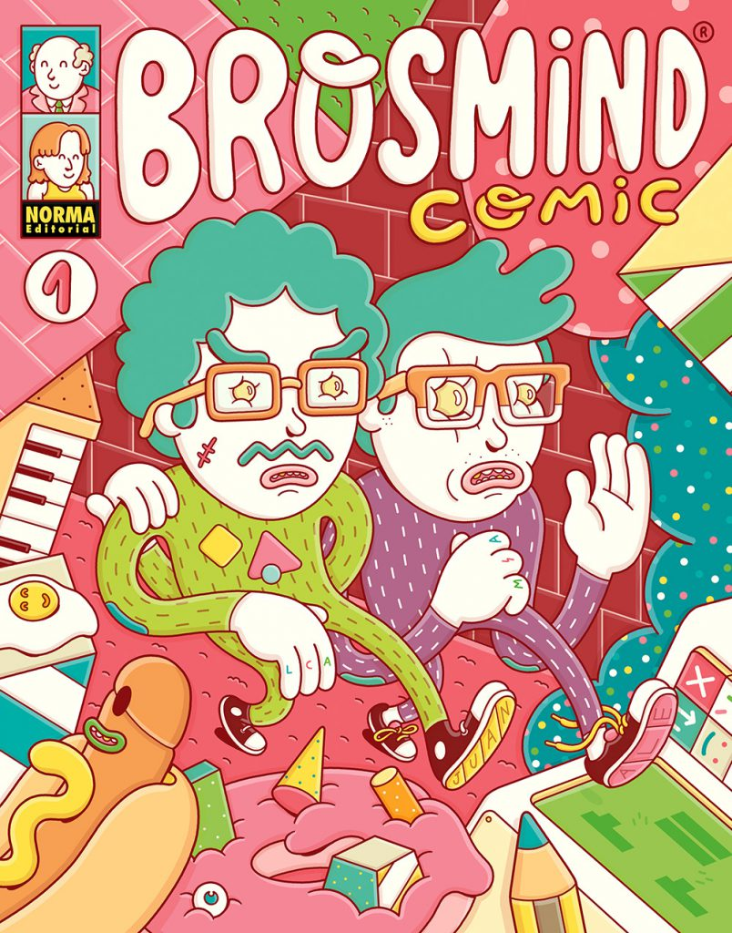 Brosmind Illustration