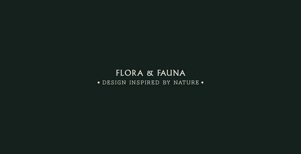Flora & Fauna by viction:ary