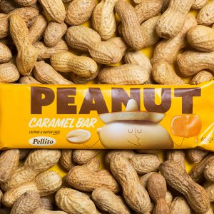 Pellito - Peanut Caramel Bar by Phantom