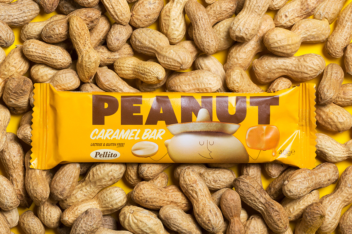 Pellito - Peanut Caramel Bar by Phantom