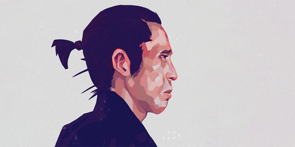 Seven Samurai by Sarah Gonzales