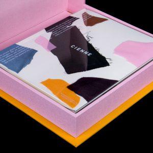 Cienne: Brand Book <br /> by Lotta Nieminen