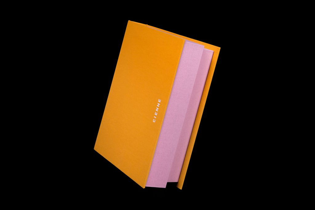 Cienne: Brand Book by Lotta Nieminen