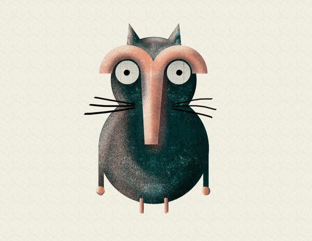 Weird Animals by Ikien Studio