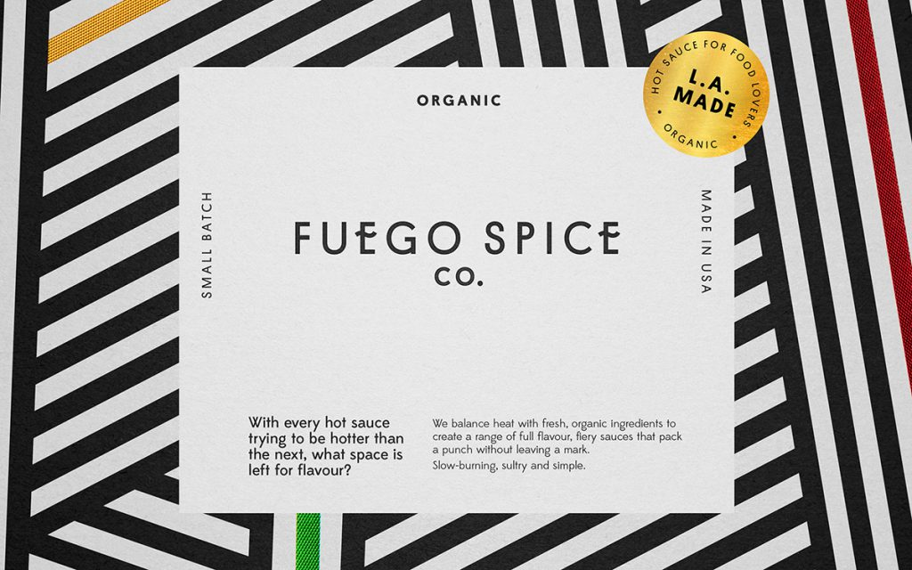 Fuego Spice Co. by Robot Food