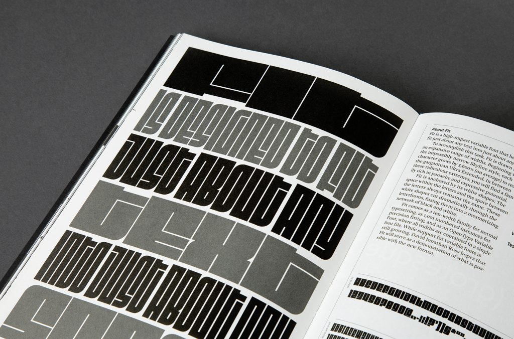 Yearbook of Type III by Slanted