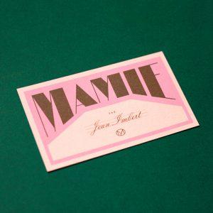 Mamie <br /> by Violaine & Jeremy