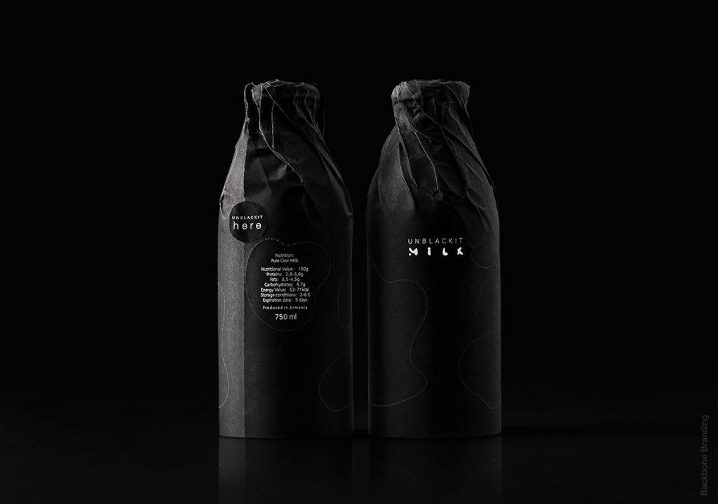 UNBLACKIT by Backbone Branding