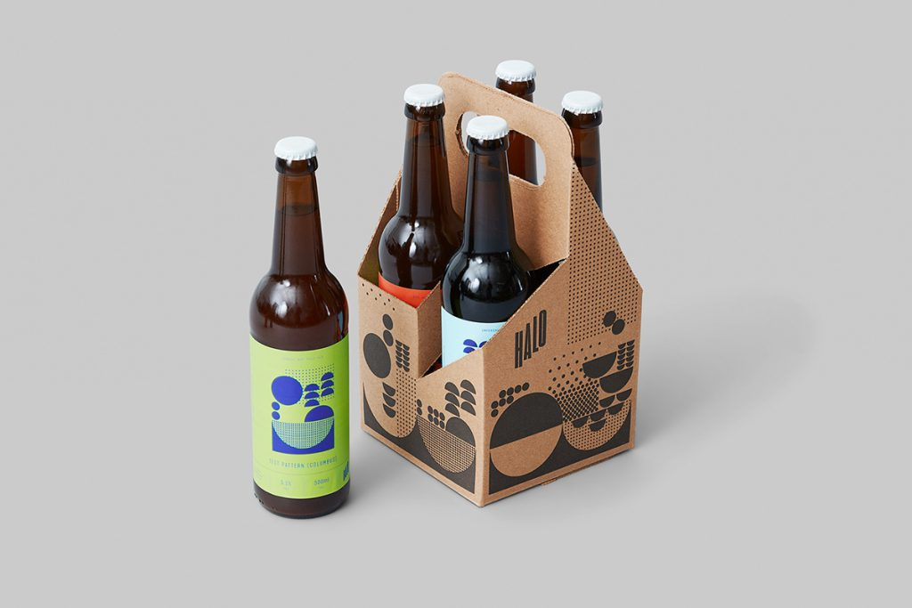 Halo Brewery by Underline Studio