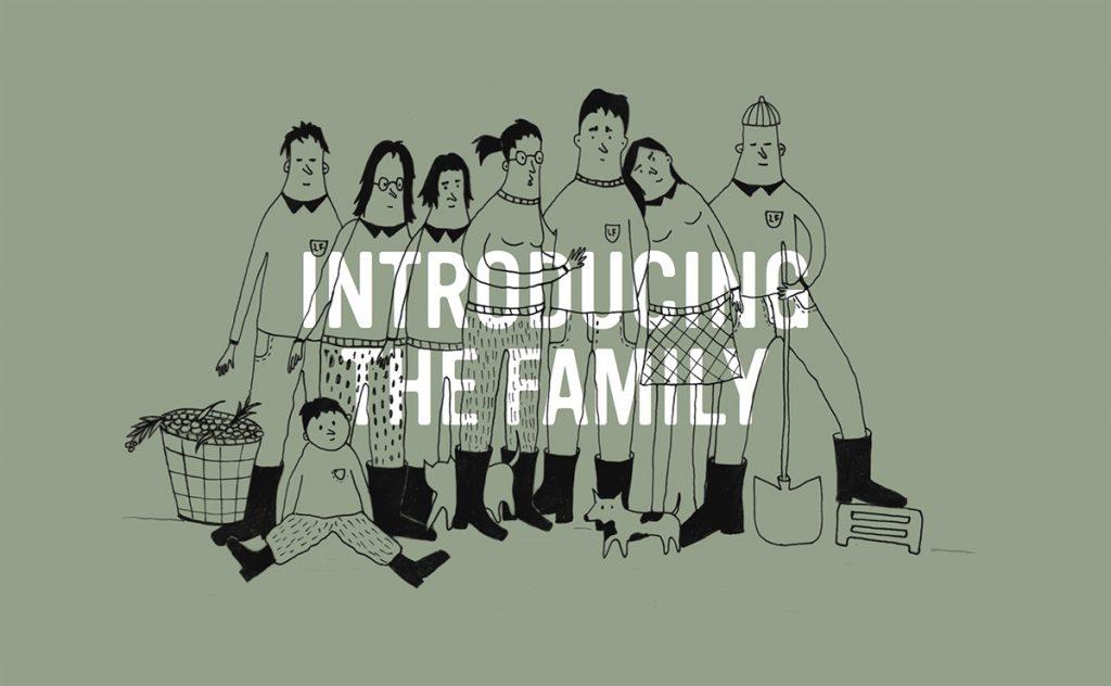 Levantes Family Farm by AGDA