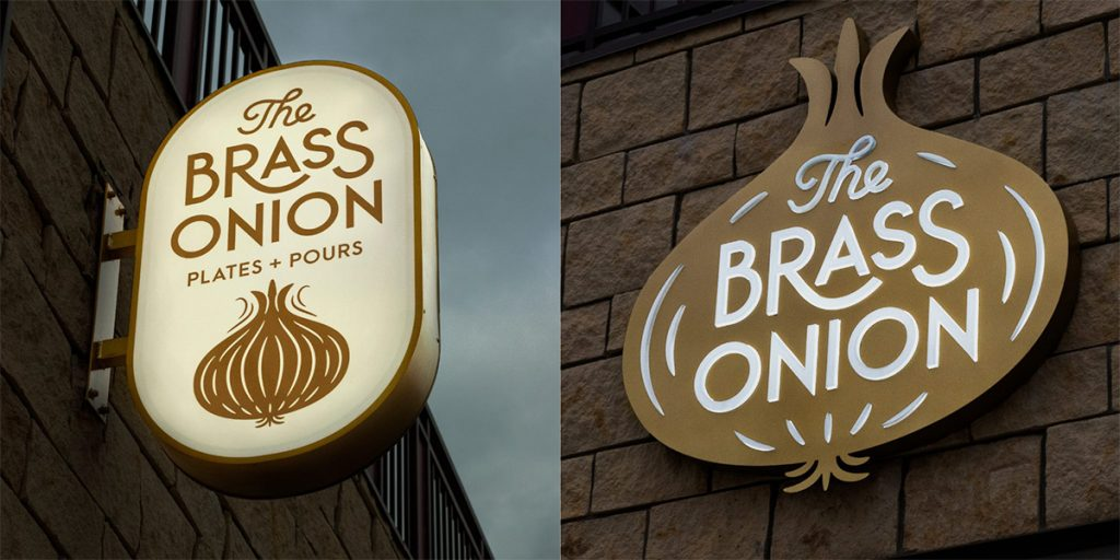 The Brass Onion by Carpenter Collective