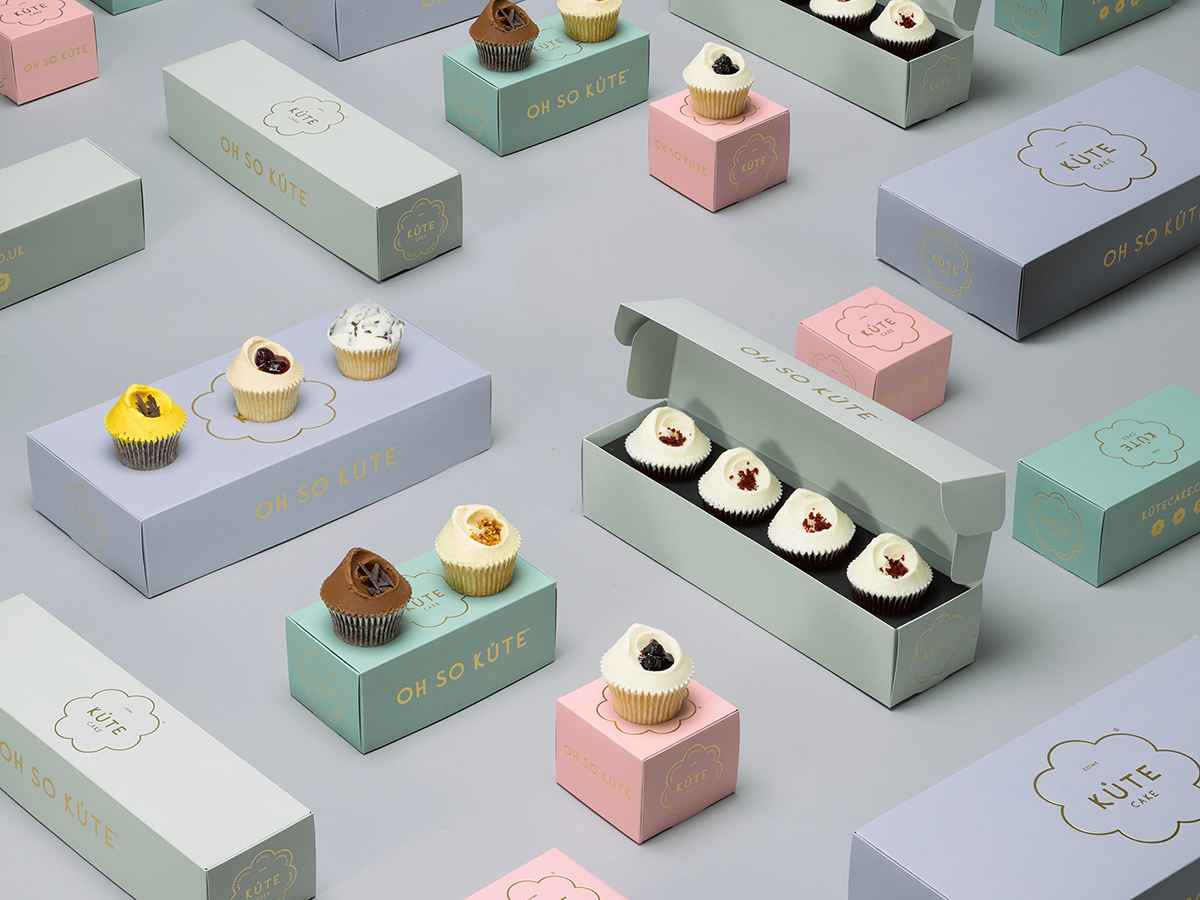 Kute Cake by IWANT DESIGN