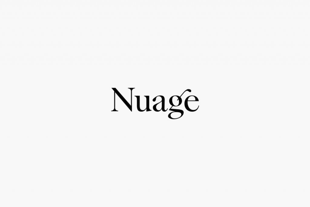 Nuage by Anagrama