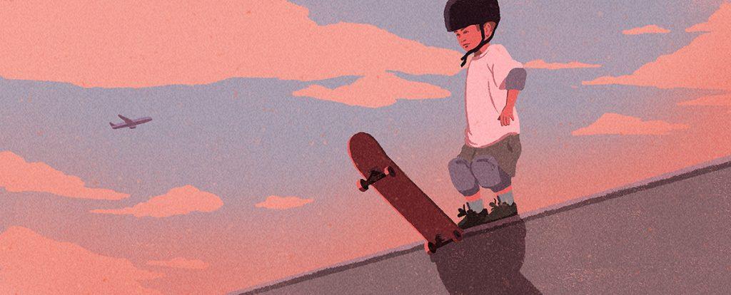 Peter Phobia Illustrationq
