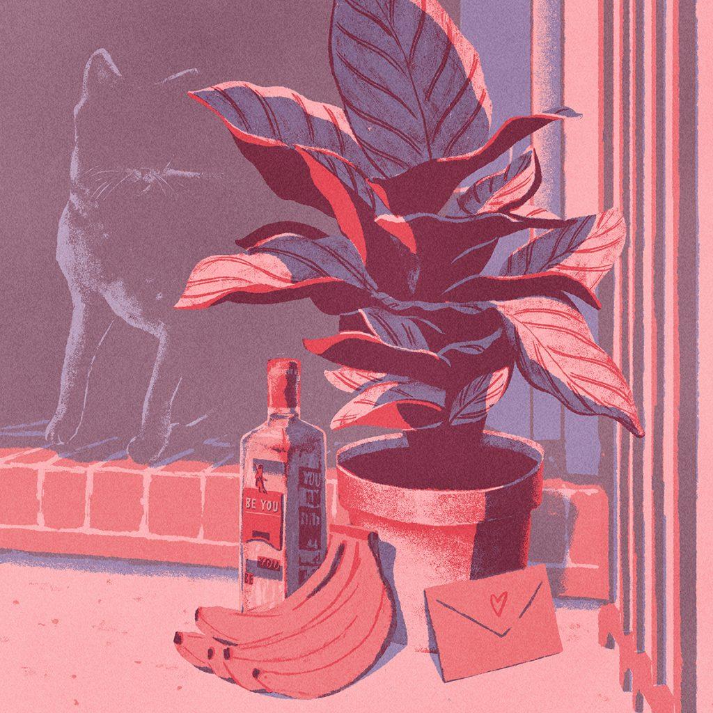 Peter Phobia Illustration