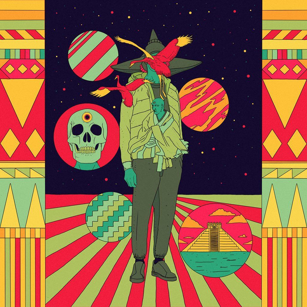 Luis Toledo Laprisamata Illustration