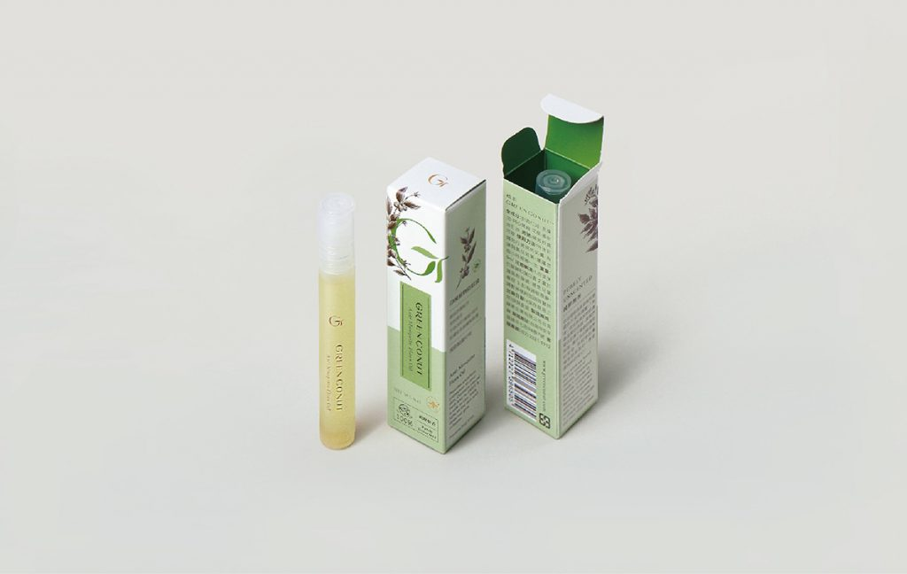 Green Conut by Sump Design
