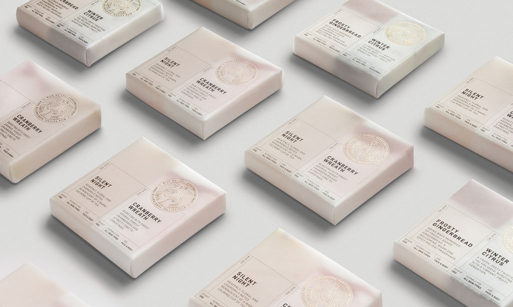 Rich Natural Handcrafted Soap by Projet Noir