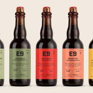 E9 Brewing Co by Column